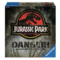 Jurassic Park: Danger! Adventure Strategy Game