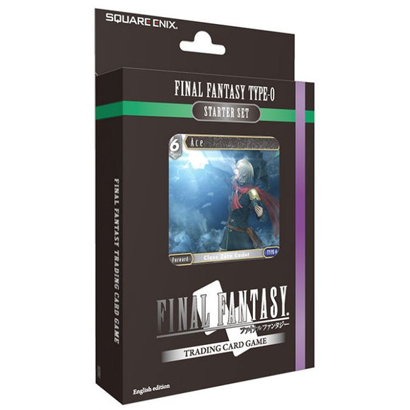 Final Fantasy Type-0 Starter Deck - Final Fantasy TCG