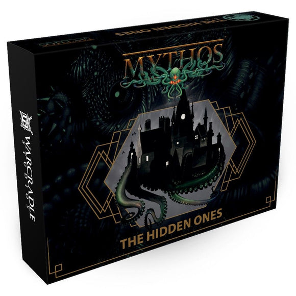 The Hidden Ones Faction Starter Set - Mythos The Game