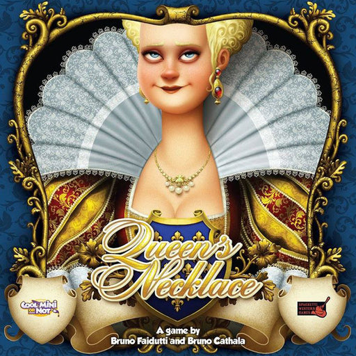 Queen's Necklace-Board Games-Athena Games Ltd