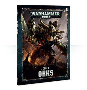 Codex Orks Hardback