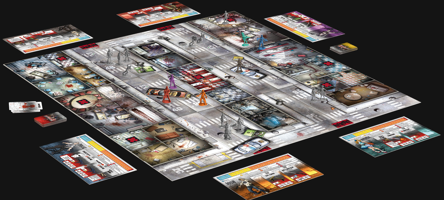 Zombicide Example Game