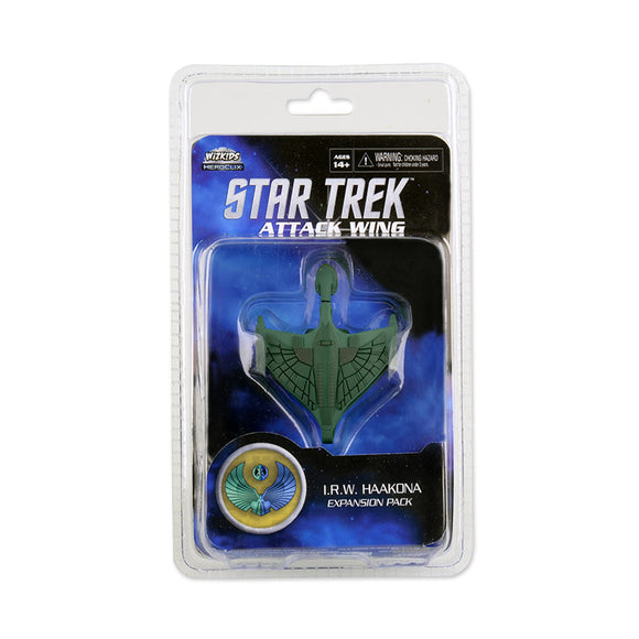 I.R.W. Haakona - Star Trek Attack Wing