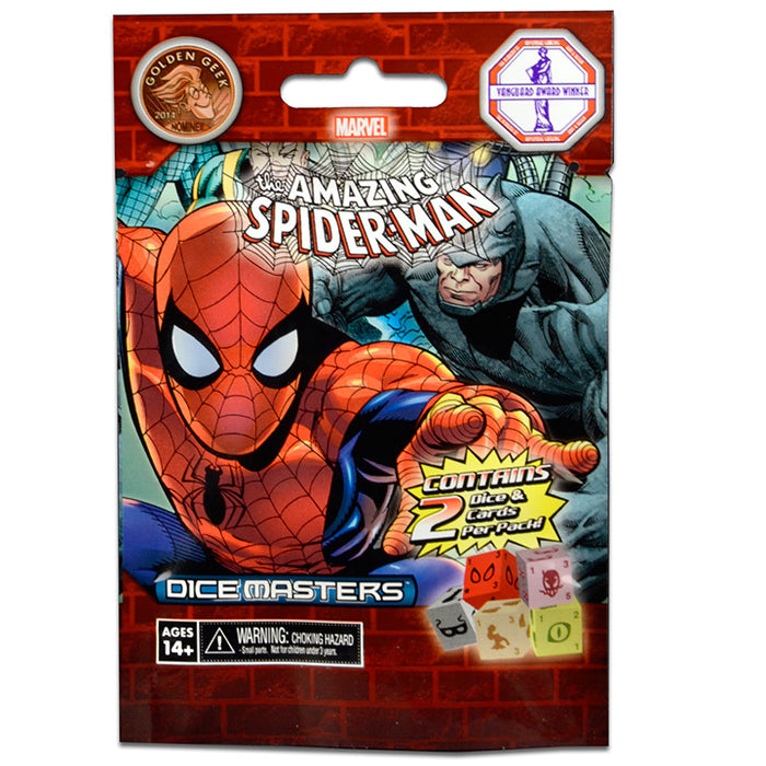 Dice Masters - Amazing Spider-Man Booster