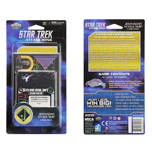 Card Pack JemHadar - Star Trek Attack Wing