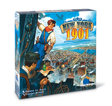 New York 1901-Board Games-Athena Games Ltd