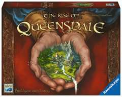 The Rise of Queensdale-Ravensburger-Athena Games Ltd