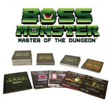 Boss Monster: The Dungeon Building Card Game Contents