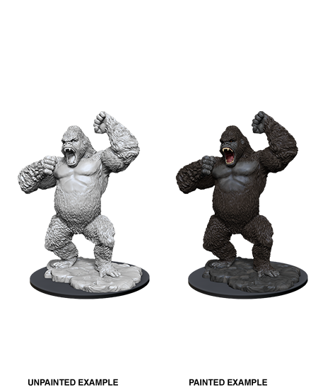 D&D Nolzur's Marvelous Miniatures: Giant Ape