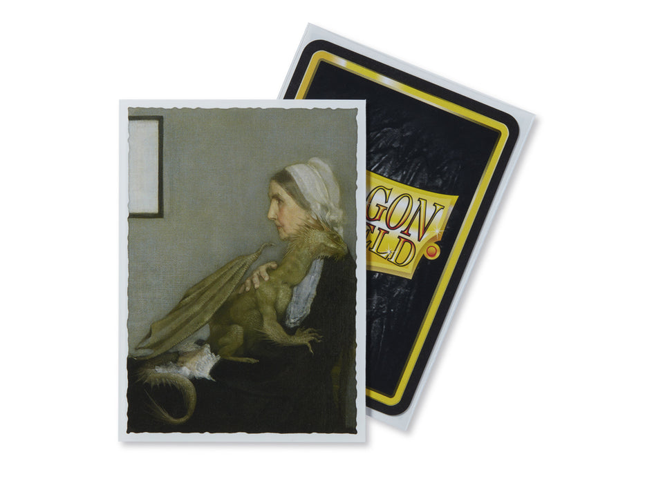 Dragon Shield - Art Sleeves Classic - Whistlers Mother