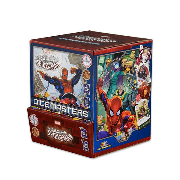Dice Masters - Amazing Spider-Man Gravity Feed Box