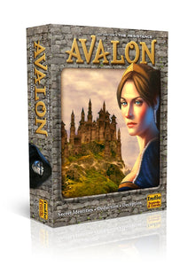 The Resistance: Avalon-Board Games-Athena Games Ltd