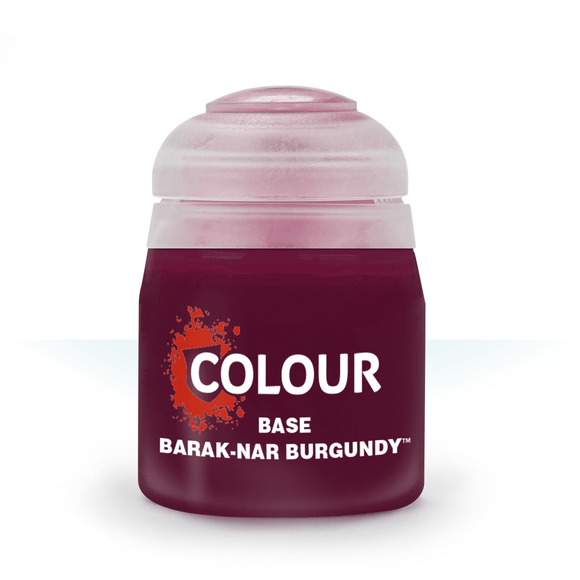 Base Barak-Nar Burgundy (12ml)-Athena Games Ltd-Athena Games Ltd
