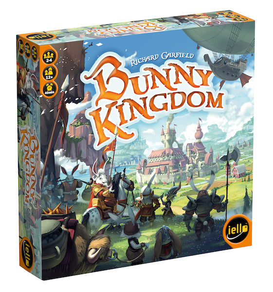 Bunny Kingdom-Board Games-Athena Games Ltd
