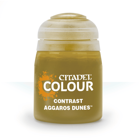 Contrast Aggaros Dunes (18ml)-Games Workshop-Athena Games Ltd