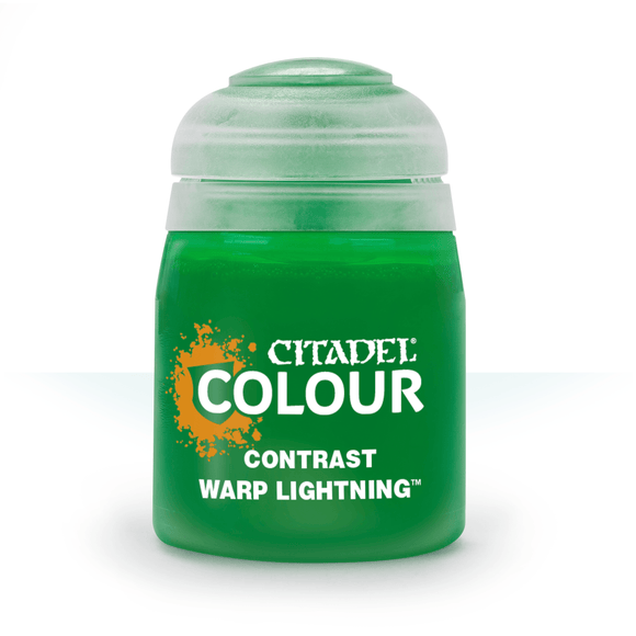 Contrast Warp Lightning (18ml)-Games Workshop-Athena Games Ltd
