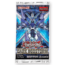 Yu-Gi-Oh Dark Neostorm Booster Pack-Konami-Athena Games Ltd