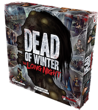 Dead Of Winter: The Long Night-Board Games-Athena Games Ltd