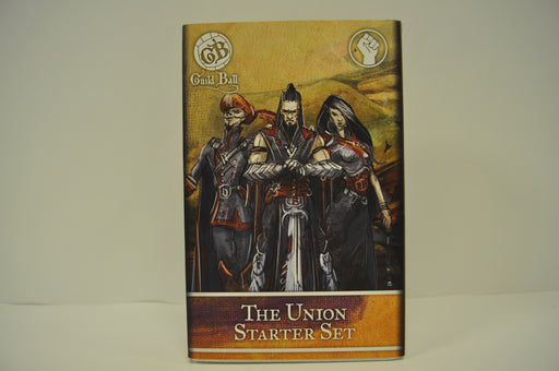 The Union Starter - Guild Ball-Steamforge Games-Athena Games Ltd