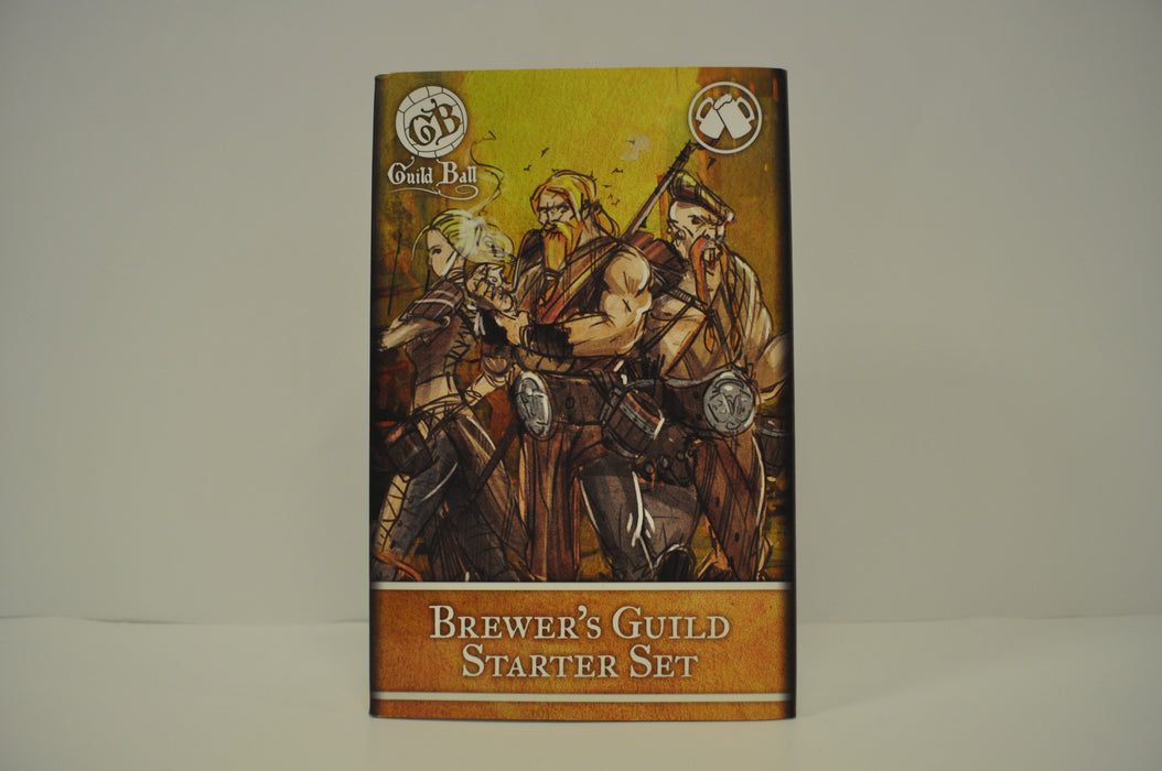 Brewer's Guild Starter - Guild Ball