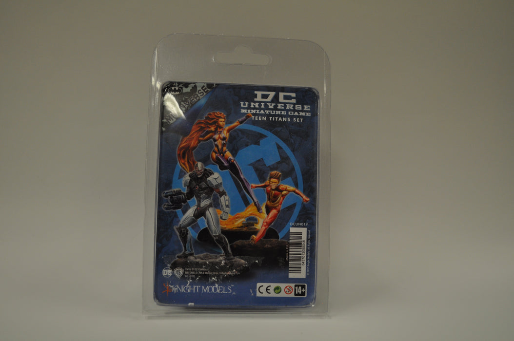 Teen Titans Set - DC Miniatures Game