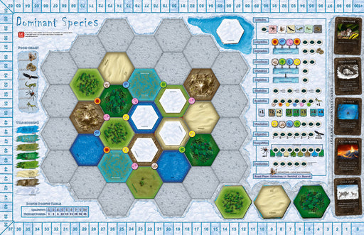 Dominant Species Game Board