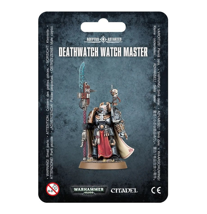 Deathwatch Watch Master-Games Workshop-Athena Games Ltd