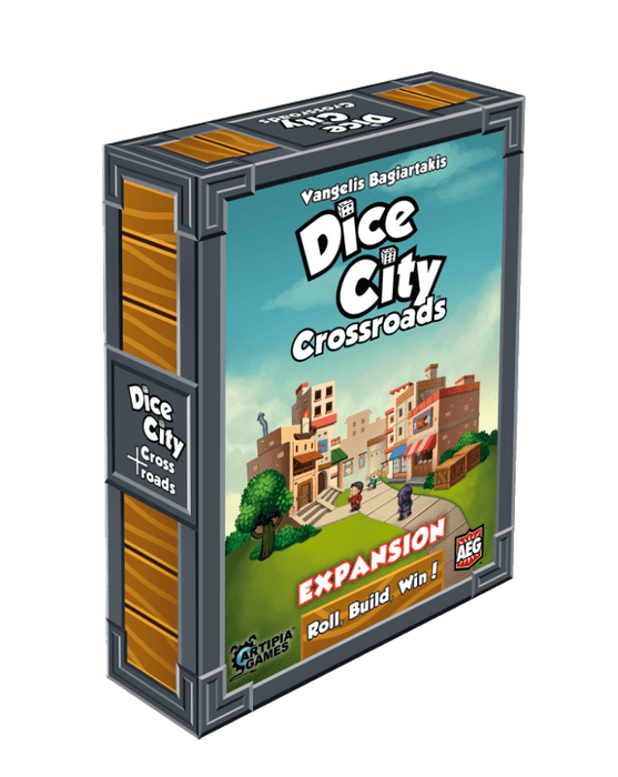 Dice City Crossroads