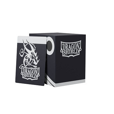 Dragon Shield Double Deck Shell - Black