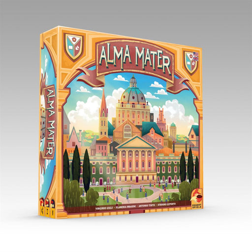 Alma Mater-Plan B Games-Athena Games Ltd