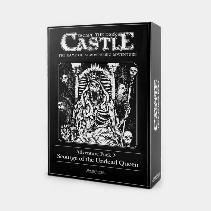 Scourge of the Undead Queen Expansion - Escape the Dark Castle