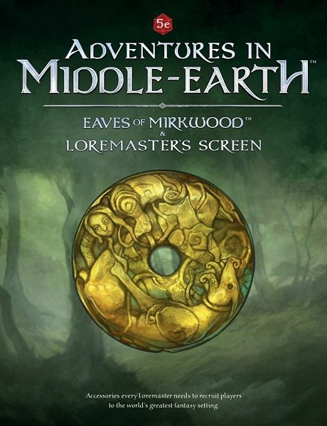 Adventures in Middle-Earth: Eaves of Mirkwood & Loremaster's Screen