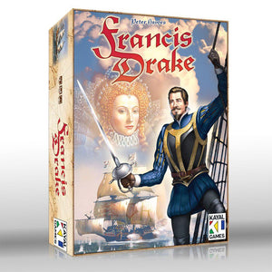 Francis Drake-Board Games-Athena Games Ltd