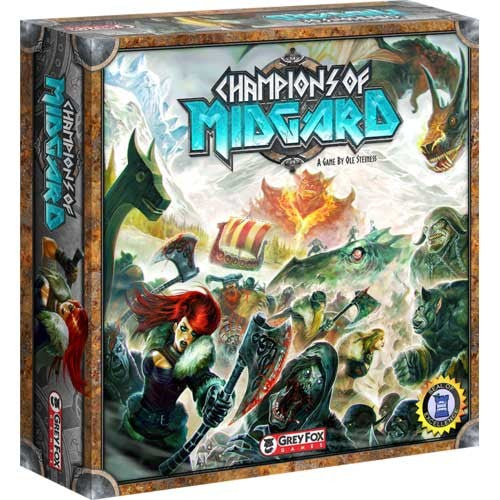 Champions of Midgard-Board Games-Athena Games Ltd