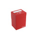 Gamegenic Deck Holder 80+ Red-Gamegenic-Athena Games Ltd