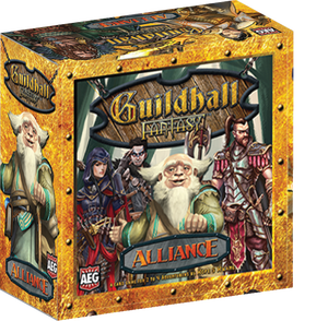 Guildhall Fantasy: Alliance-Board Games-Athena Games Ltd