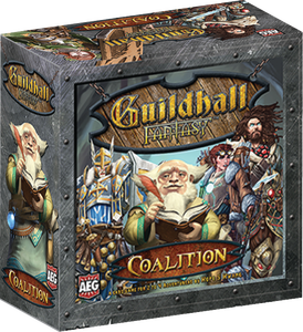 Guildhall Fantasy: Coalition-Board Games-Athena Games Ltd