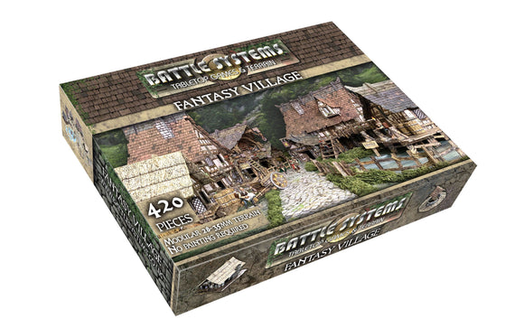 Battle Systems Fantasy Village