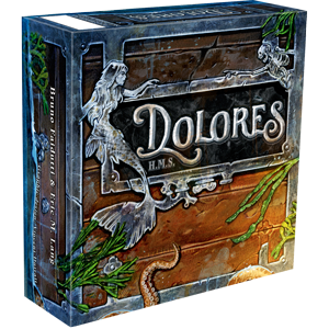 HMS Dolores Box Art