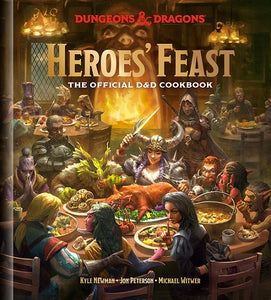 Dungeons & Dragons Heroes' Feast - The Official D&D Cookbook