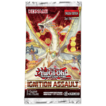 Yu-Gi-Oh Ignition Assault Booster Pack-Konami-Athena Games Ltd