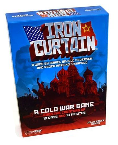 Iron Curtain-Board Games-Athena Games Ltd