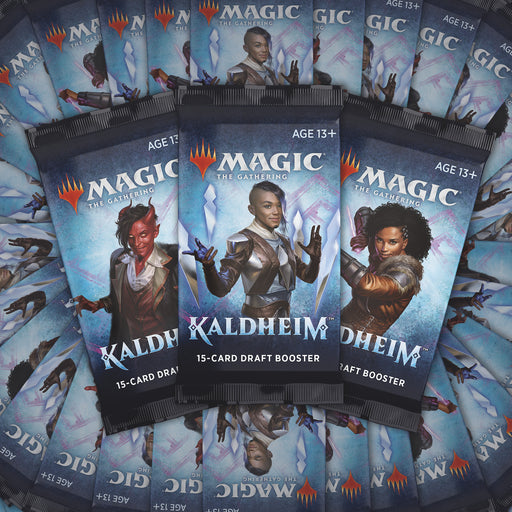 Magic: The Gathering Kaldheim Draft Booster Box | 36 Packs (540 Magic Cards)-Wizards Of The Coast-Athena Games Ltd