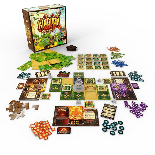 Kingdom Rush: Rift in Time-Lucky Duck Games-Athena Games Ltd