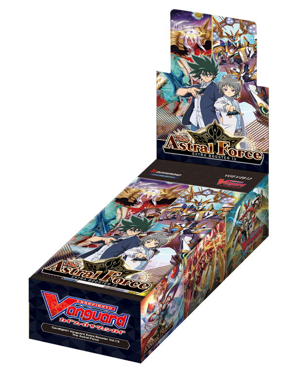 Cardfight!! Vanguard V-EB13 The Astral Force Booster Box