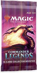 Commander Legends Collectors Booster Pack - Magic the Gathering