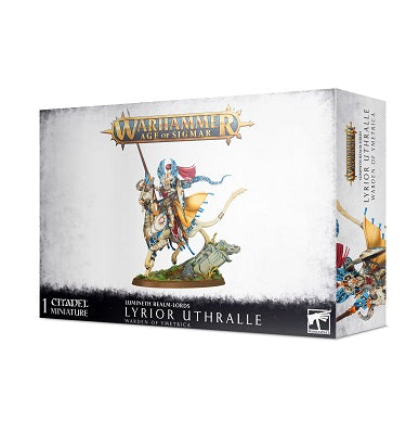 Lumineth Realm-Lords Lyrior Uthralle-Games Workshop-Athena Games Ltd