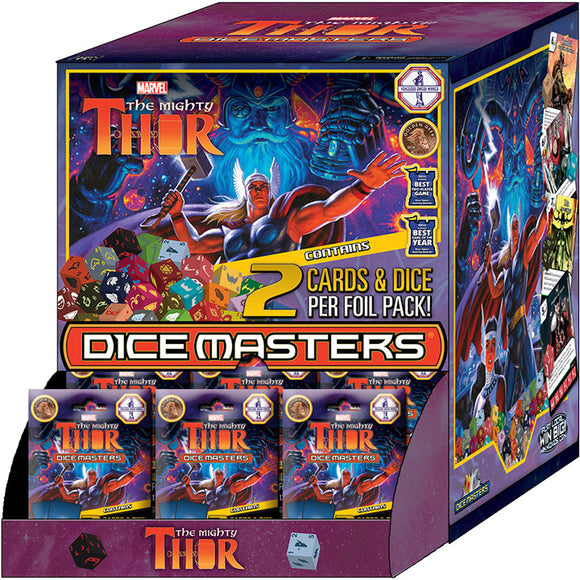 Dice Masters - The Mighty Thor Gravity Gravity Feed Feed
