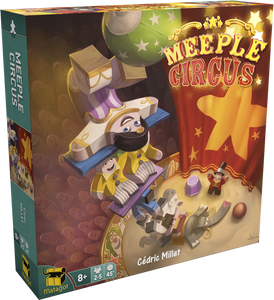 Meeple Circus-Board Games-Athena Games Ltd