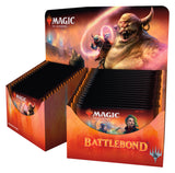 Magic the Gathering Battlebond Booster box contents